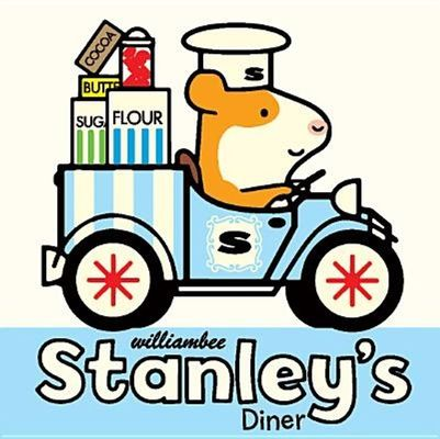 Stanley's Diner by William Bee