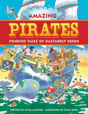 Amazing Pirates by Nicola Baxter