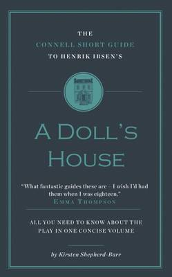 Connell Short Guide to Henrik Ibsen's A Doll's House book