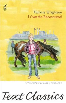 I Own The Racecourse! by Patricia Wrightson