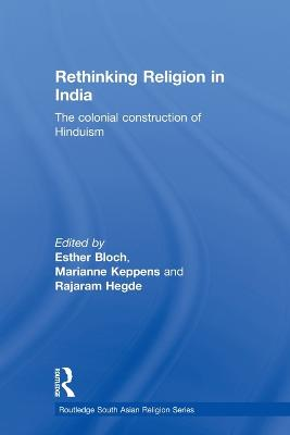 Rethinking Religion in India book