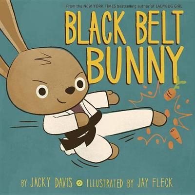 Black Belt Bunny by Jacky Davis