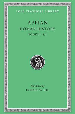 Roman History  v. 1 by Appian