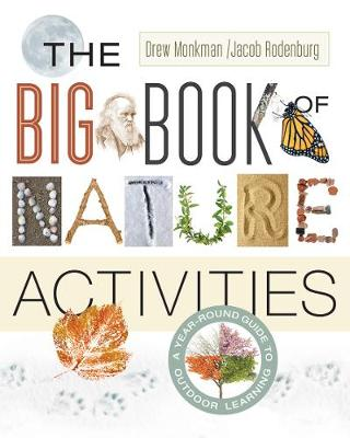 The Big Book of Nature Activities by Jacob Rodenburg