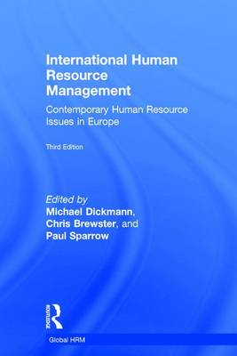 International Human Resource Management by Michael Dickmann