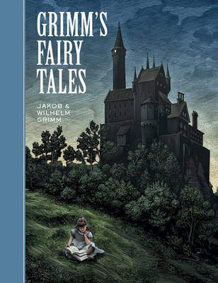 Grimm's Fairy Tales book
