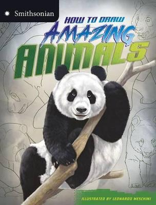 How to Draw Amazing Animals by Kristen McCurry