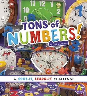Tons of Numbers by Sarah L Schuette