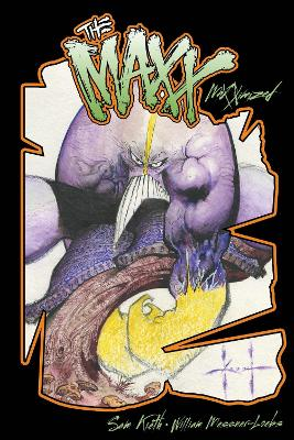 Maxx Maxximized Volume 3 by Sam Kieth