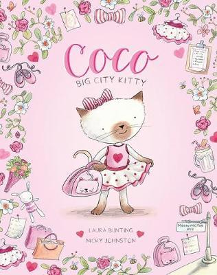 COCO THE BIG CITY KITTY NEW ED book
