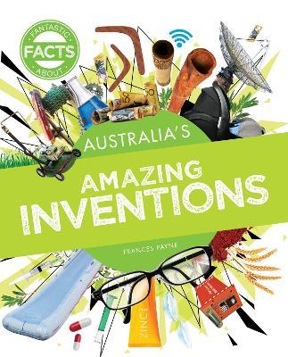 Australia's Amazing Inventions book