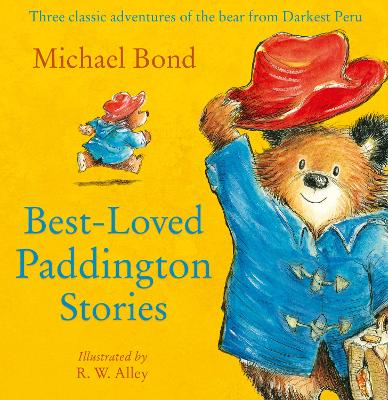 Best-loved Paddington Stories by Michael Bond