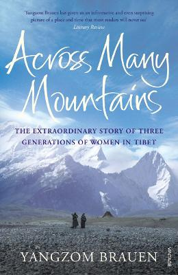 Across Many Mountains book