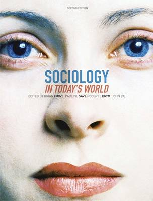Sociology in Today's World by Brian Furze