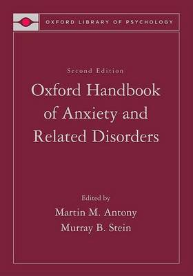 Oxford Handbook of Anxiety and Related Disorders book