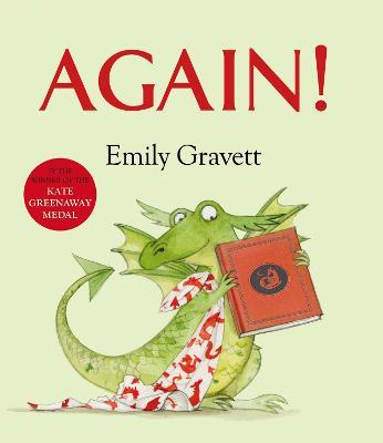 Again! by Emily Gravett