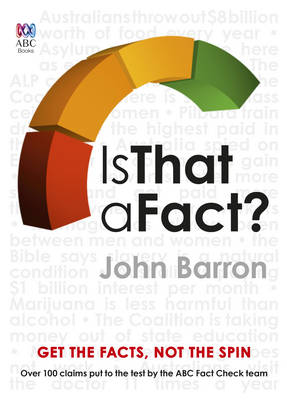 Is That a Fact? book