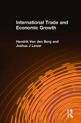 International Trade and Economic Growth by Hendrik Van den Berg