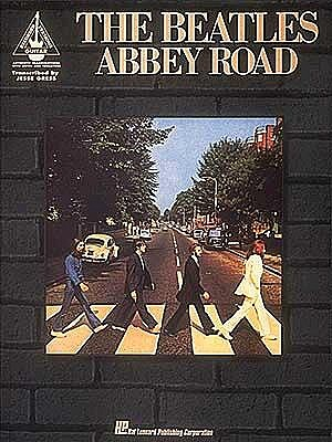 Beatles the Abbey Road Guitar Recorded Version Gtr Tab Bk by The Beatles