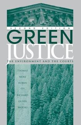 Green Justice by Thomas M Hoban