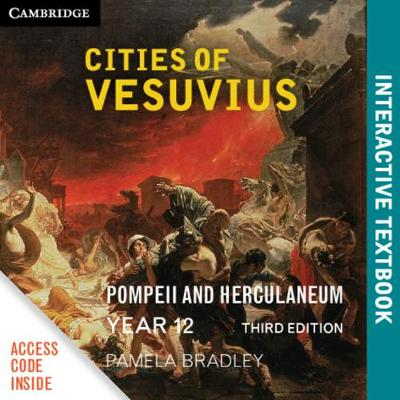 Cities of Vesuvius: Pompeii and Herculaneum Digital (Card) by Pamela Bradley