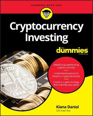 Cryptocurrency Investing For Dummies book