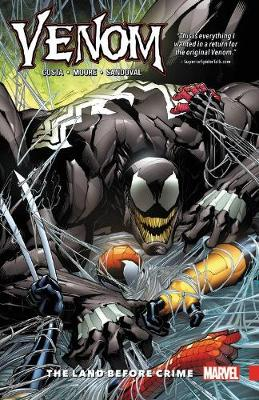 Venom Vol. 2: The Land Before Crime by Mike Costa