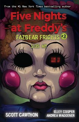 FAZBEAR FRIGHTS #3: 1:35AM book