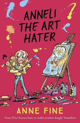 Anneli the Art Hater by Anne Fine