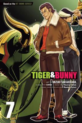 Tiger & Bunny, Vol. 7 by Mizuki Sakakibara