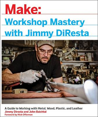 Workshop Mastery with Jimmy DiResta book