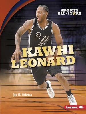Kawhi Leonard by M., Fishman Jon