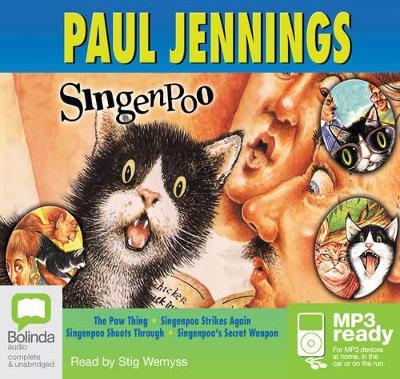 Singenpoo Series by Paul Jennings
