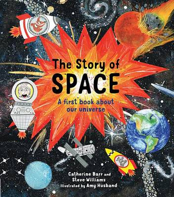 The Story of Space by Catherine Barr