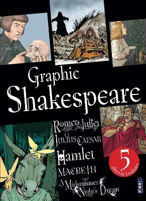 Graphic Shakespeare book