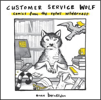 Customer Service Wolf book