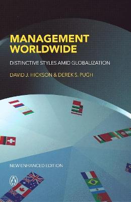 Management Worldwide by David J. Hickson