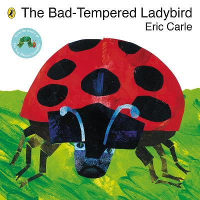 Bad-Tempered Ladybird book