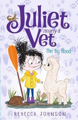The Big Flood: Juliet, Nearly a Vet (Book 11) by Rebecca Johnson
