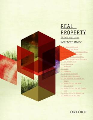 Real Property by Geoffrey Moore