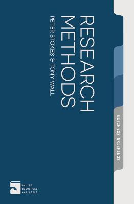 Research Methods by Peter Stokes
