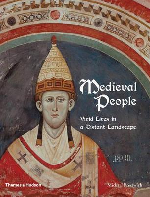 Medieval People: Vivid Lives book