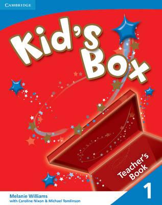 Kid's Box 1 Teacher's Book book
