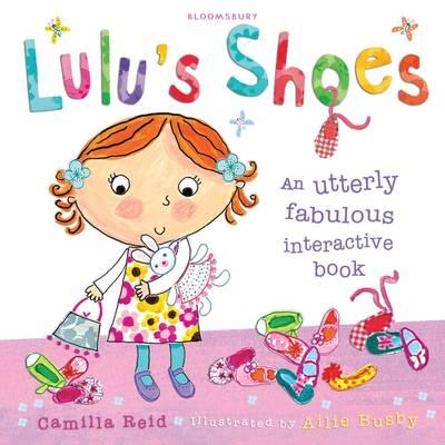 Lulu's Shoes by Camilla Reid