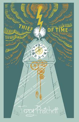 Thief Of Time book