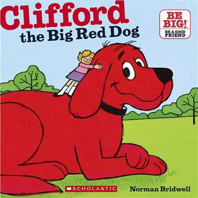 Clifford, the Big Red Dog book