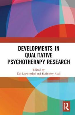 Developments in Qualitative Psychotherapy Research book