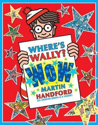 Where's Wally? Wow! Slipcase by Handford Martin