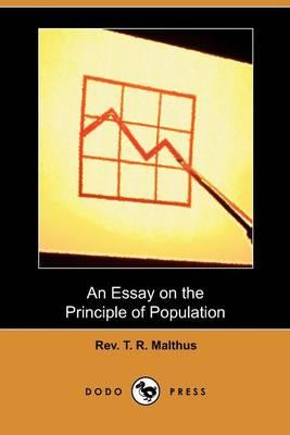 Essay on the Principle of Population (Dodo Press) book