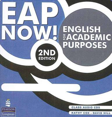 EAP Now! Audio Double CD-ROM by Kathy Cox